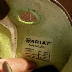 Ariat Shoes - Ariat Boots ladies 7.5